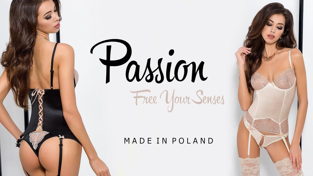 сексуальное эротическое белье Passion