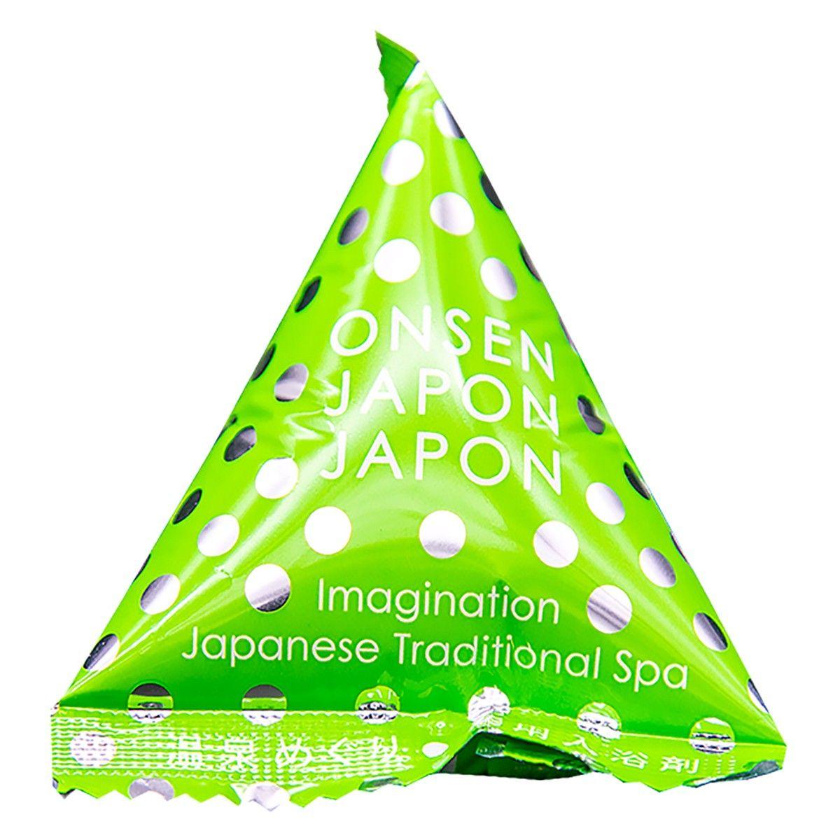 Фото Расслабляющая соль для ванны  Источник Яманака  с ароматом зеленого леса - 20 гр.