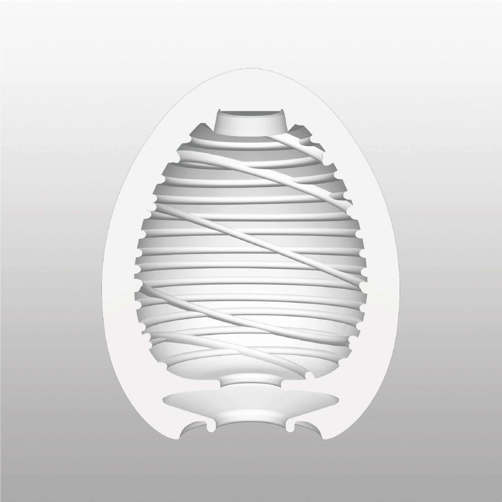Дополнительное фото 1 товара Мастурбатор-яйцо Tenga SILKY