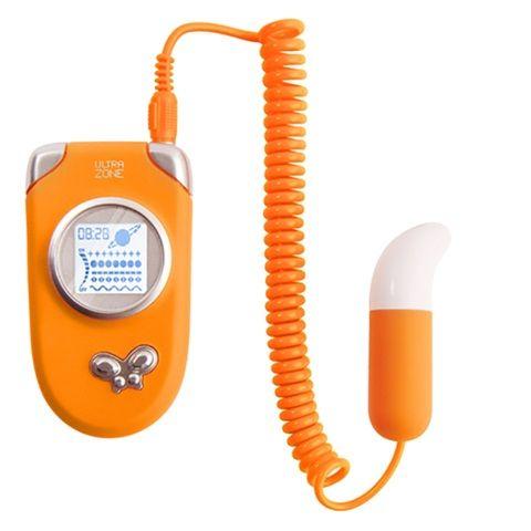 Фото Вибропуля RING ME, работающая от мобильного телефона