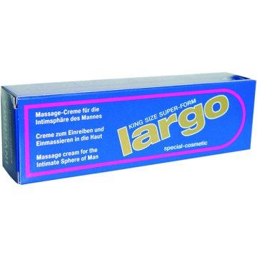 Возбуждающий крем для мужчин Largo Special Cosmetic - 40 мл.
