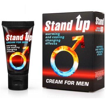 Возбуждающий крем для мужчин Stand Up - 25 гр.