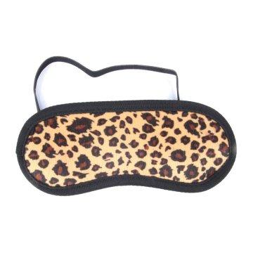 Леопардовая маска на резиночке