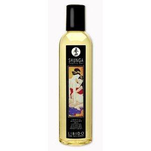 Массажное масло с ароматом экзотических фруктов Libido - 250 мл.