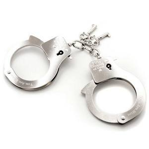 Металлические наручники Metal Handcuffs