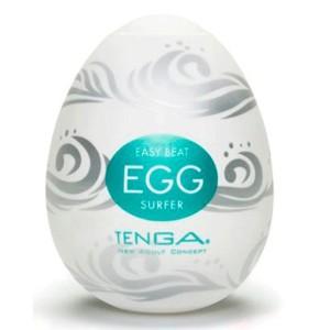 Мастурбатор-яйцо Tenga SURFER