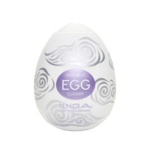 Мастурбатор-яйцо Tenga CLOUDY