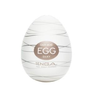 Мастурбатор-яйцо Tenga SILKY