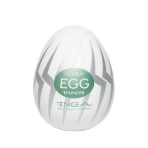 Мастурбатор-яйцо Tenga THUNDER