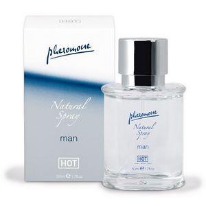 Спрей для мужчин с феромонами Natural Spray - 50 мл.