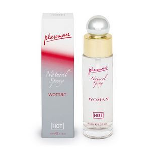 Спрей с феромонами Natural Spray для женщин - 45 мл.