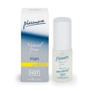 Мужской спрей с феромонами Natural Spray Extra Strong - 10 мл.