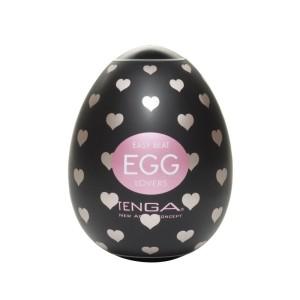 Мастурбатор-яйцо Tenga LOVERS