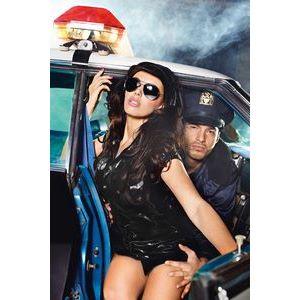 Игровой костюм девушки-полицейского