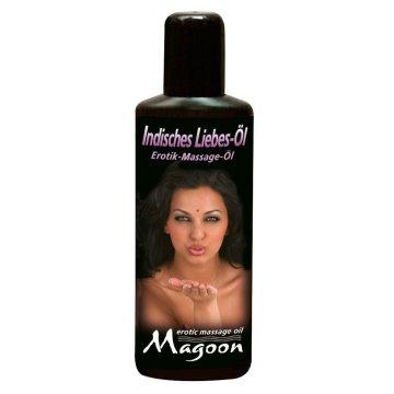 Массажное масло Magoon Indian Love - 100 мл.