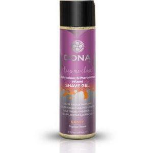 Гель для бритья DONA Sassy Tropical Tease - 250 мл.