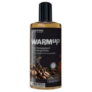 Разогревающее масло WARMup Coffee - 150 мл.