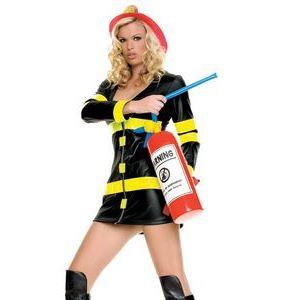 Надувной огнетушитель