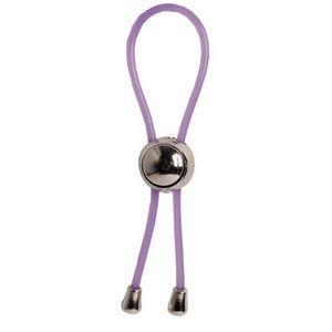 Фиолетовое лассо с утяжкой