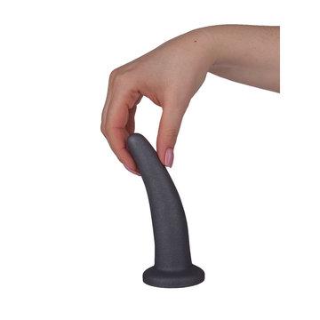 Страпон-унисекс с двумя насадками UNI strap 7  Harness - 19 и 16 см.