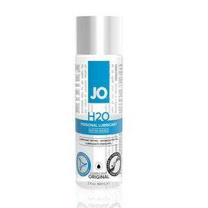 Нейтральный лубрикант на водной основе JO Personal Lubricant H2O - 60 мл.