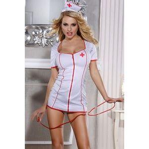 Костюм сексапильной медсестры Dolce Piccante
