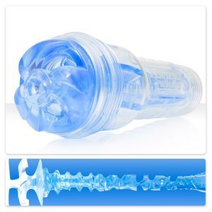 Мастурбатор Fleshlight Turbo - Trust Blue Ice