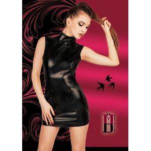 Платье в духе БДСМ с открытой попкой