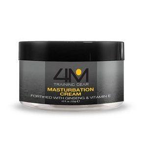 Крем для мастурбации 4M Endurance Masturbation Cream with Ginseng - 120 гр.