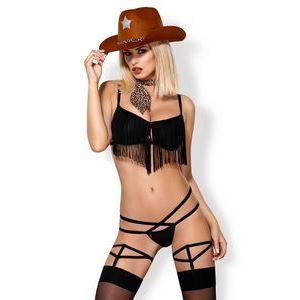 Костюм женщины-шерифа