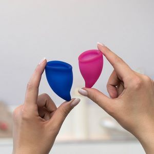 Набор менструальных чаш Fun Cup Explore Kit