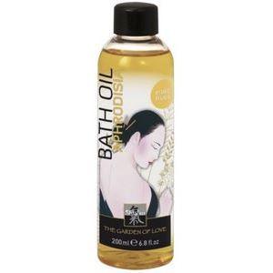 Масло для ванны  Афродизия  с запахом экзотических фруктов - 200 мл.