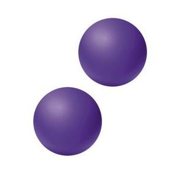 Фиолетовые вагинальные шарики без сцепки Emotions Lexy Medium