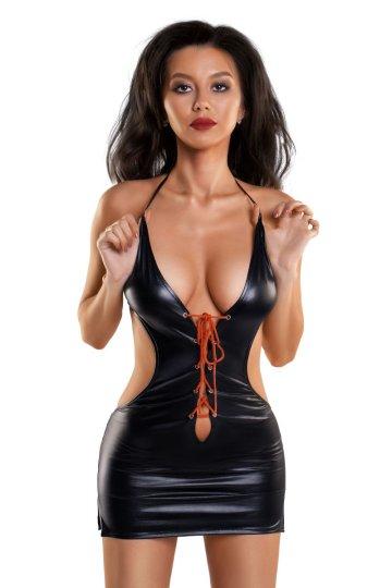 Соблазнительное платье Julie с шнуровкой